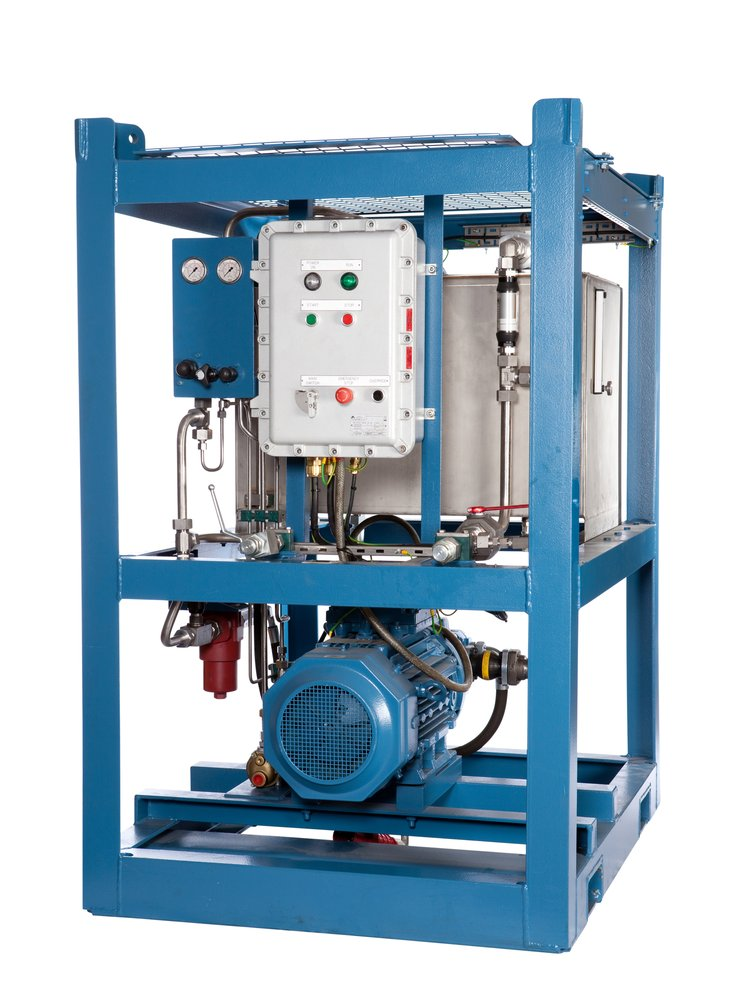 Hydraulic Test And Flushing Units Imh Uk