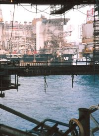 DECK ELEVATION PROJECT FOR OIL PLATFORM FIELD SUBSIDENCE case study