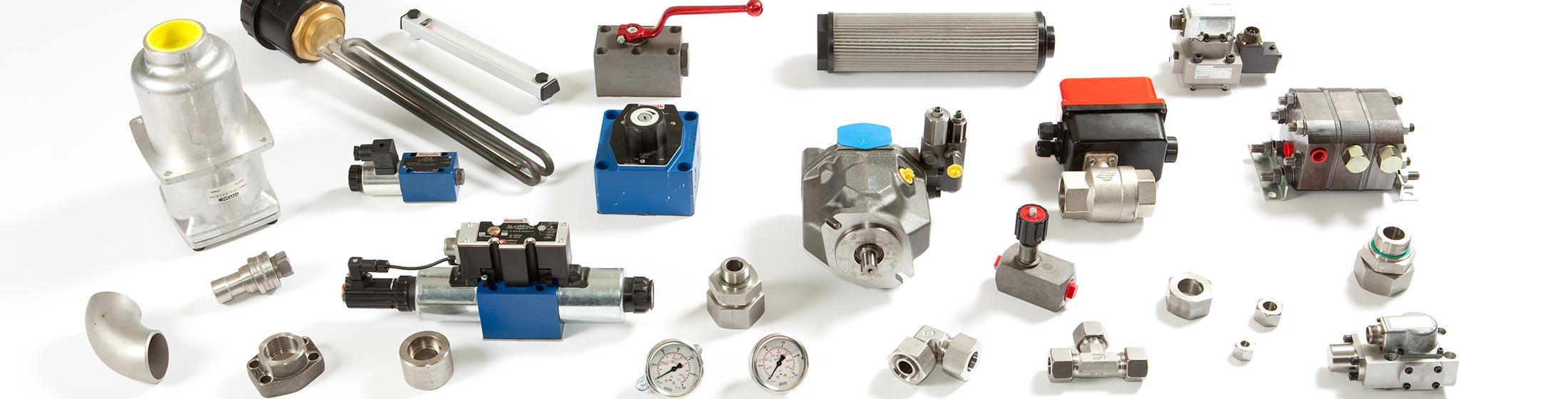 Sales components