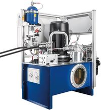 Hydraulic Power Unit - HPU