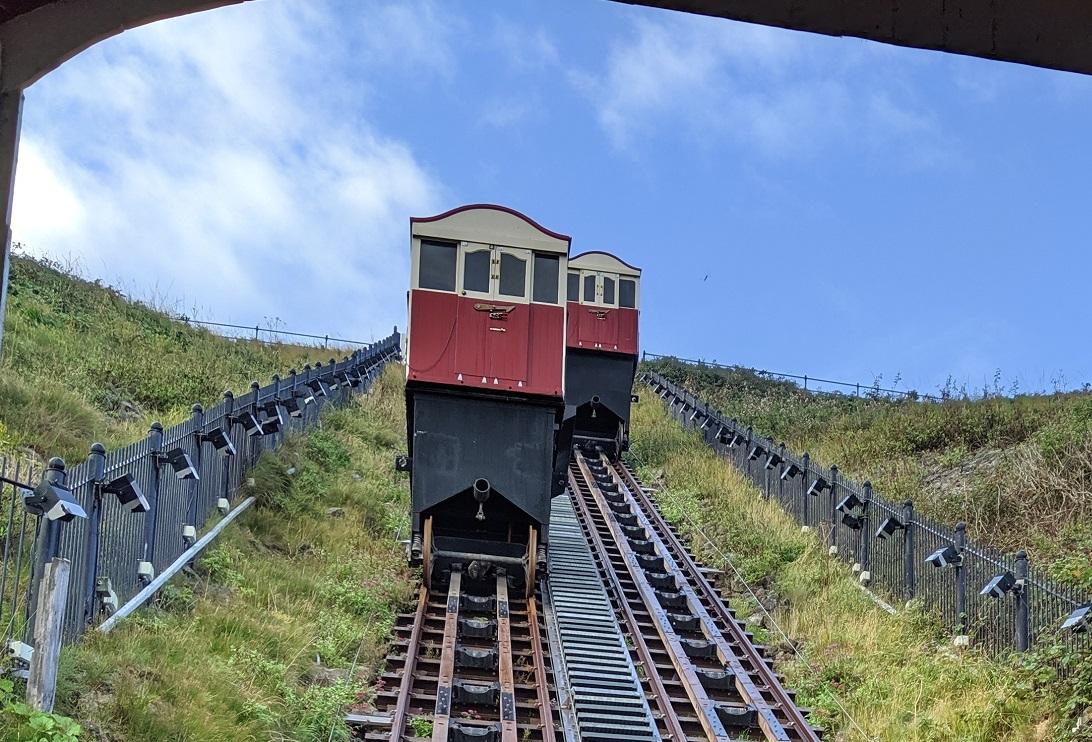 Saltburn Pier Cliff Lift case study